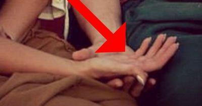 Wenn die Linien auf deiner Handfläche so aussehen, bist du ganz besonders