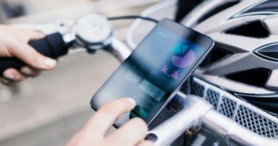 Neues Handy auf dem Markt