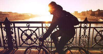 Rätsel: Was schmuggelt der Radfahrer?