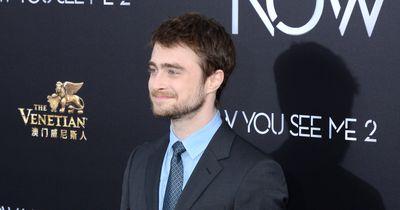 """Harry Potter""-Star Daniel Radcliffe"