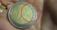 Überprüfe deine 2-Euro-Münzen