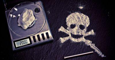 Drogen-Untersuchung