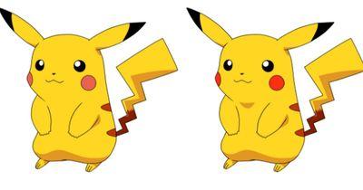 Erkennst du das echte Pikachu?