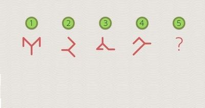 Rätsel für besonders kluge Köpfe: Welche Figur kommt als nächstes?