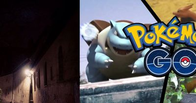 Überfälle durch Pokémon GO