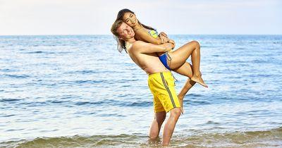 Das passiert wirklich, wenn du Geschlechtsverkehr im Wasser hast.
