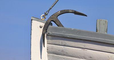 Bootstour - du holst den Anker ein!