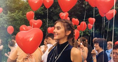 Stefanie Giesinger in love!