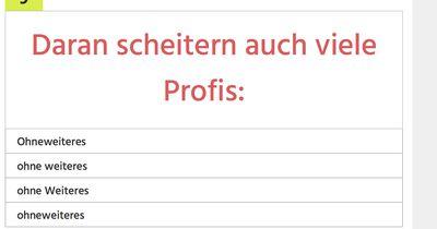 Wie gut kennst du dich mit der deutschen Rechtschreibung aus?