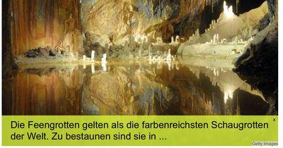 Wie gut kennst du die deutschen Naturwunder!