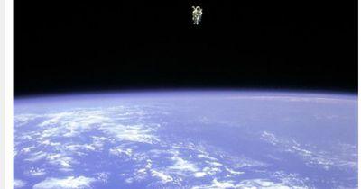 Erkennst du den Unterschied zwischen echten Weltraum und Hollywood-Filmen?