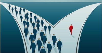 Bist du auf dem richtigen Karriereweg?
