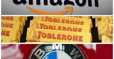 Diese 6 Markenlogos enthalten geheime Botschaften
