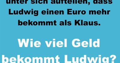 Einen Euro mehr!