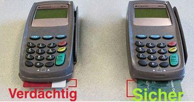 Das sollte jeder wissen, wenn er mit Kreditkarte bezahlt