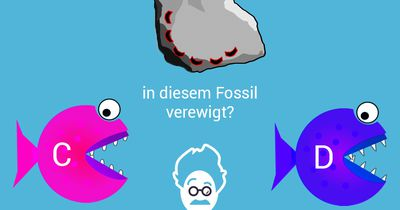 Der Urzeitfisch