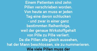 Pillenproblem