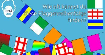 Flaggenwahnsinn