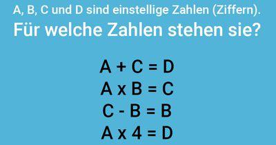 A, B, C, D