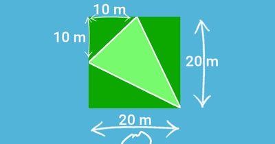 Rechnen im Dreieck