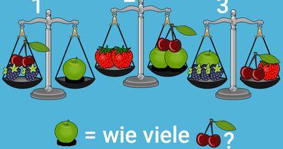 Von Äpfeln und Kirschen