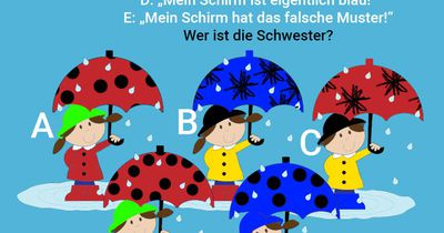 Schirme und Mäntel