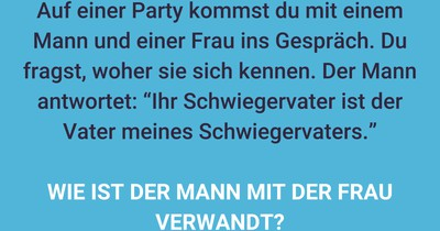 Wirrer Party-Smalltalk