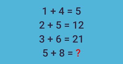 Wie lautet die Lösung?