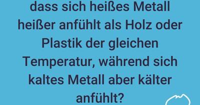 Eine Physikfrage!